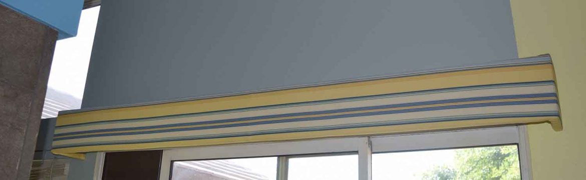 Fabric Covered Valance